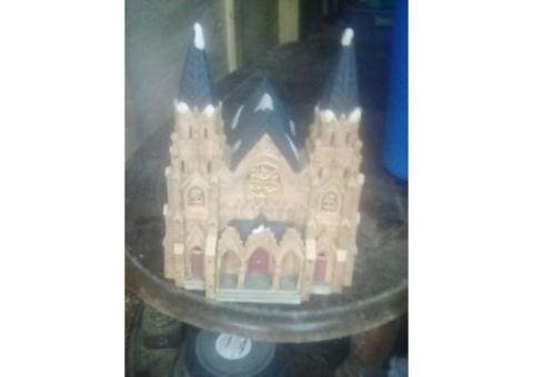 Miniature Porcelain Town